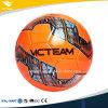 公式のサイズ5 4 3カスタムプリントドリルのサッカーボール