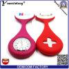 Relojes de la enfermera de la broche de la fábrica del OEM de la venta al por mayor del reloj Pocket del cuarzo de Japón Movt del reloj Pocket del oficio de enfermera del nuevo diseño de la manera Yxl-290 mini