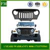 Gril fâché noir d'oiseau pour le Wrangler Tj 1997-2006 de jeep