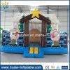 De hete Uitsmijter van Kerstmis van de Verkoop Opblaasbare, het Opblaasbare Huis van Kerstmis met Giften voor Verkoop