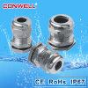 Glándula de cable metálica eléctrica estándar de la talla IP68
