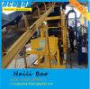 Hydraulische automatische konkrete pflasternQt4-18 Ziegeleimaschine die Herstellung der Maschine blocken