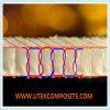 tissu de la fibre de verre 3D pour FRP