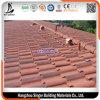 屋根材料のプロジェクトのための2016のクラシックのタイプ石の上塗を施してある金属の屋根瓦