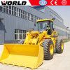 De Chinese Lader van Machines het Logboek van Witn van de Lader van het Logboek van 5 Ton grijpt vast