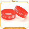 Wristband del silicone del regalo del mestiere di modo