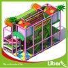 Крытое оборудование спортивной площадки детей скольжения замока