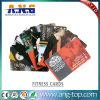 Cartão do PVC de ISO14443A 13.56MHz RFID MIFARE para a ginástica