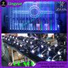 Stage DMX 4-em-1 LED Moving Head Raio de Luz
