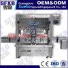 Máquina de rellenar conducida neumática de la goma automática Sfqg-500-8