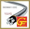 Надземная линия кабель алюминиевого сплава