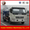 8 de kubieke Vacuüm Zuigende Vrachtwagen van de Riolering Meter/8 Cbm/8m3