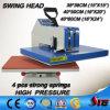 El nuevo Ce del estilo aprobó la máquina principal de la prensa del calor del oscilación