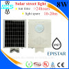 LED Street Light con 12V Solar 30W