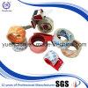 Exportación a la cinta estupenda del embalaje del claro BOPP de Japón 100meters