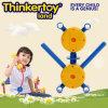 Pädagogisches Plastikinnen-DIY Vorschulspielzeug