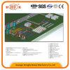 Máquinas da produção do bloco de AAC para a construção