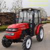 Sale quente 40HP 4WD Small Farm Tratora com Heater Cab