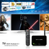 Nuova ROM Option Smart TV Box di Model Rockchip Rk3368 Octa Core 64bit TV Box Z4 Android 5.1 2g RAM 8g/16g