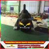 Gato inflável de Halloween com modelo inflável de China dos suportes infláveis de Halloween da decoração do diodo emissor de luz