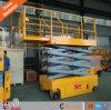 Elevatore aereo idraulico mobile della piattaforma di funzionamento con Ce e ISO9001