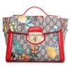 デザイナー花のコレクションは女性ハンドメイドの革上のショルダー・バッグSy7710を促した