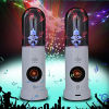 Sale quente Magic Plasma Skull Light Speakers Can Purify The Air e Reduce, com Sound Responsive Light Show
