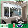 Fenêtre en aluminium d'oscillation de double panneau