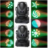 200W diodo emissor de luz Spot Zoom Beam Moving Head Stage Light