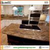 Toda a bancada de Brown Marble da floresta tropical de Design para Cookroom