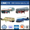 Cimc Trailer Fuel Tanker Trailer / Cement Tanker Trailer