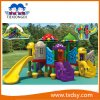 Bestes Children Used School Kids Double Slide Outdoor Playground Equipment für Sale