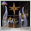 Beleuchtung-Weihnachtsstraßenlaterne-Pole-Licht der Bogen-LED
