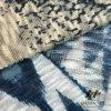 Ткань Slub печати Knit Gagt петли (#UKT25617)