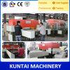 Scherpe Machine van de Matrijs van de Verpakkende Materialen van hoge Prestaties de Automatische Plastic