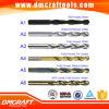 Pedacito de taladro de torcedura de la alta calidad DIN338/DIN340 HSS