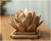 創造的なハンドメイドの宗教のクリスマスのギフトの木の蝋燭ホールダー