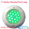 Neuer RGB Color Changing LED Swimming Pool Lamp, IP68 54W LED Underwater Pool Lamp, Surface Mounted Pool Lamp
