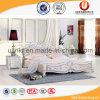 Новая самомоднейшая кровать неподдельной кожи 2016 с самой последней конструкцией (UL-FT616B)