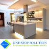 Mobília elevada nova dos gabinetes de cozinha do revestimento da laca do lustro das prateleiras abertas do projeto (ZY 1119)