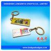 Keyring suave de la impresión del PVC Keychain