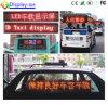 De hoge LEIDENE van de Kleur van de Helderheid Openlucht Volledige P5 Vertoning van de Taxi