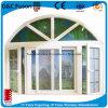 La Cina Windows scorrevole di alluminio con l'arco con le griglie