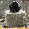 Kundenspezifischer Garten-Brunnen-Granit-Kugel-Brunnen