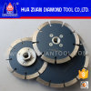 7 인치 Tile Saw 10mm Height Segment Angle Grinder Blades