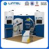 Cabine promotionnelle moderne d'exposition de tissu de Backwall (LT-24BT-02)