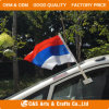 De Vlag & de Vlaggestok van de Auto van de Polyester van de Bevordering van de douane