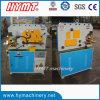Q35Y-10 escolhem a máquina de dobra de corte de perfuração hidráulica do cilindro