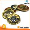 Commerciante di moneta di fabbricazione su ordinazione dell'oggetto d'antiquariato del metallo di alta qualità