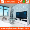 Italy Modern Design Non-Woven Wall Paper para Home Decor